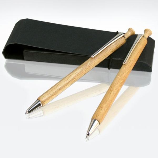 Albero Pen & Pencils Set - Sustainable