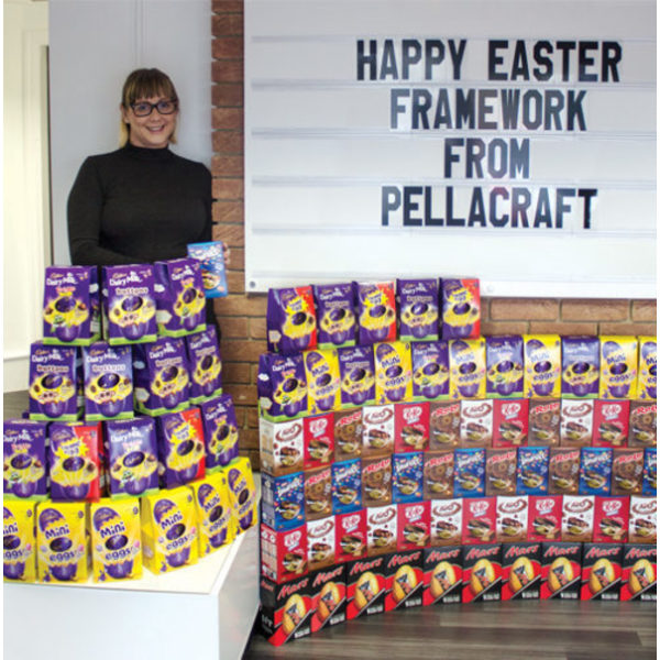 Happy Easter Framework!