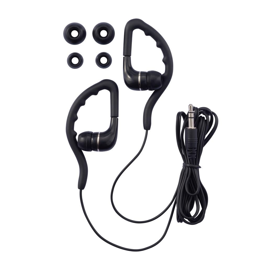 Sports Earbuds with changeable buds