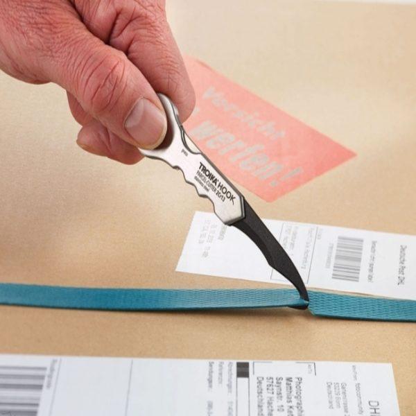 Meet The Hook: The Newest Parcel Cutter