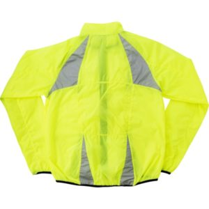 Fluorescent Runner's Jacket