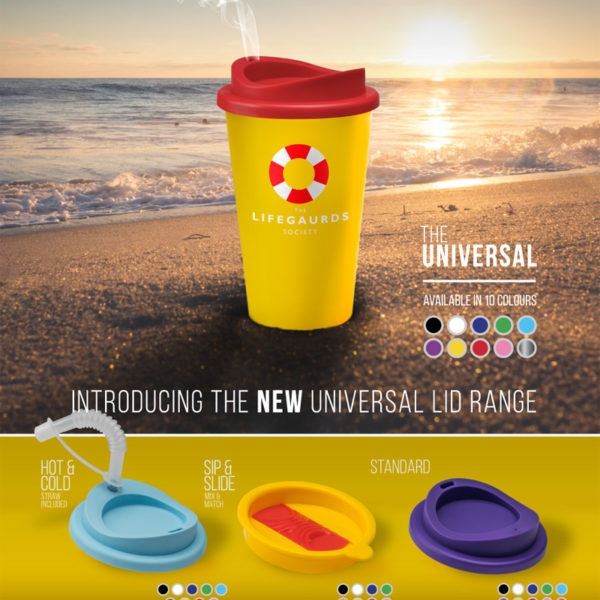 The Universal Mug - Promote your brand!