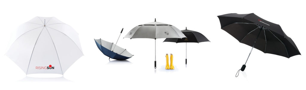 Pellacraft Branded Umbrella