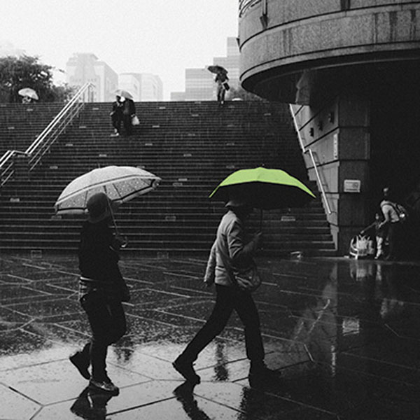 How can the promotional umbrella help your brand awareness?
