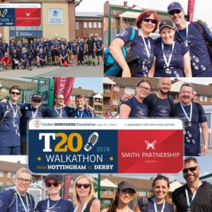 Pellacraft Supports CDF T20 Walkathon