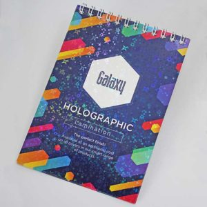 NEW Holographic Lamination now available!