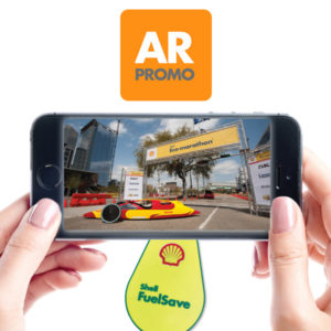 Promote Your Brand With AR Promo