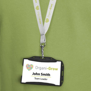 Improve Brand Identity With Personalised Name Badges & Lanyards