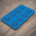 Shaped ice cube tray