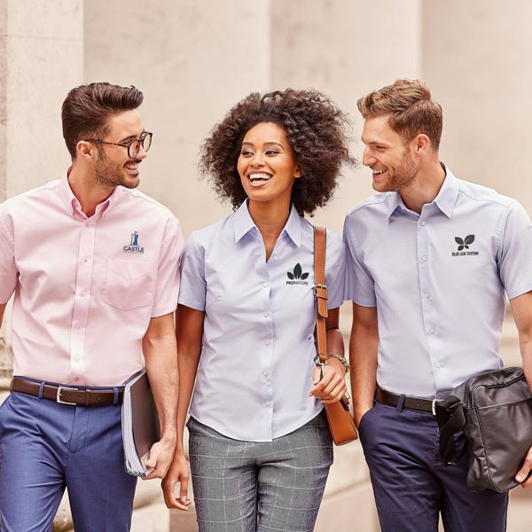 Branded Staff Clothing Empowers Your Business