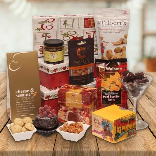 Seasonal Spotlight - Hampers!