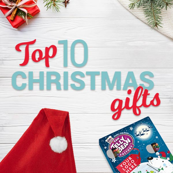 Top 10 Branded Christmas Ideas