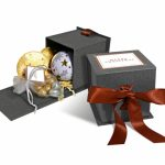 Bauble & Chocolates Mini Gift Box
