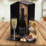 Last Minute Gifts - Personalised Prosecco and Chocolate Gift Box