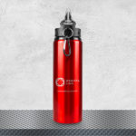 Cherub 800ml Aluminium Branded Drinks Bottle
