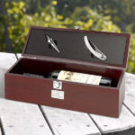 Last Minute Gifts - Executive 2-Piece Wine Box