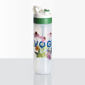 Branded Water Bottles - Bio Fuse Bottle with Fruit Infusion