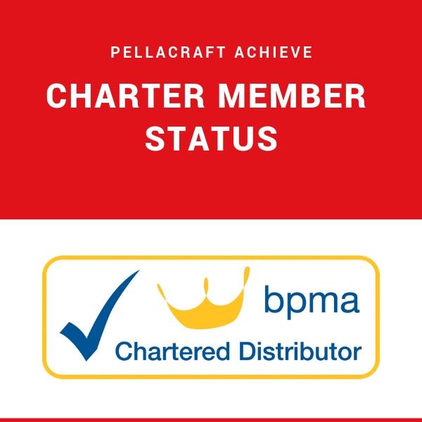 Pellacraft achieve BPMA Charter Status