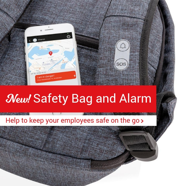 Employee safety for those on-the-go!