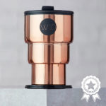 Award-winning, W10 Collapsible Cup
