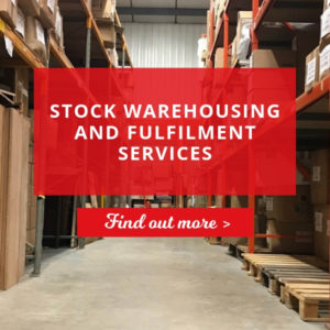 Stock Warehousing and Fulfilment Services…