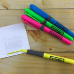 Branded Highlighters - Top Five Stationery