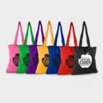 Brixton Coloured Shopper - Eco and Environmentally Friendly Bags