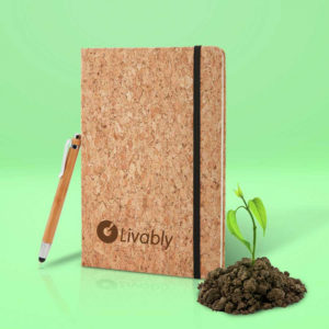 Eco and Environmentally Friendly Notebooks and Pads
