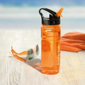 Stand out this summer with branded drinks bottles!