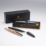 Premium Branded Gifts - CROSS ATX Metallic Ballpoint Pens