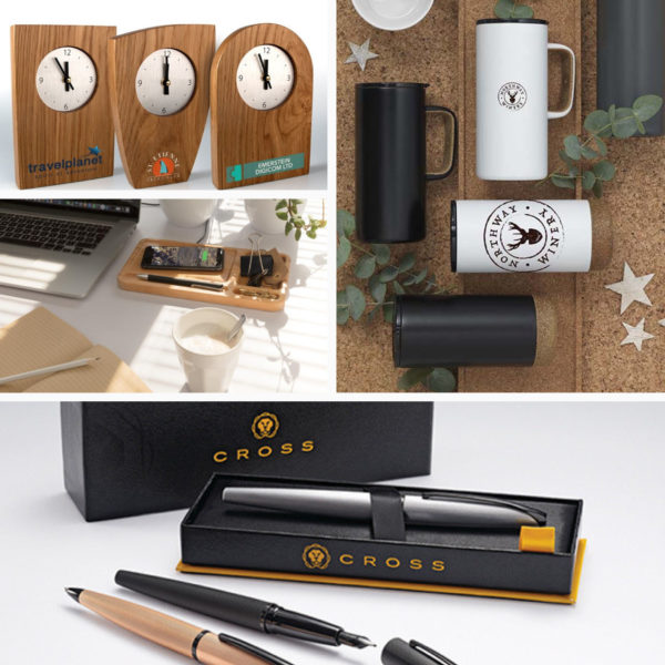 Premium Branded Gifts with a Low MOQ