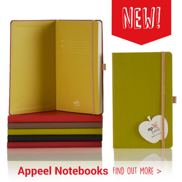 NEW! The Appeel Eco-Friendly Notebook
