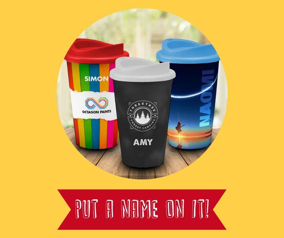 personalised branded products - universal mug