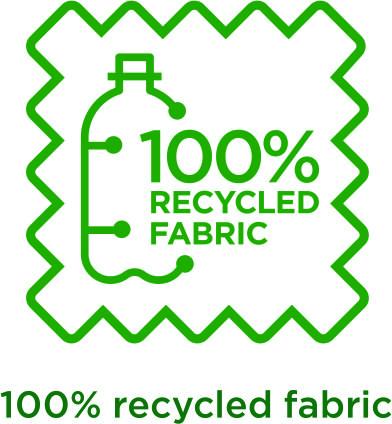 100% Recycled Regatta