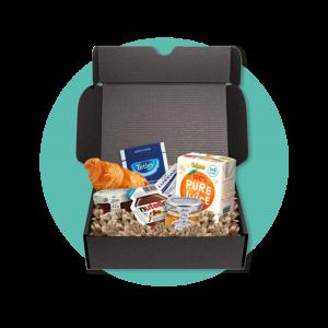 Printed Breakfast Box
