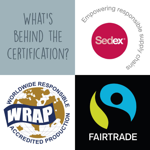 What's behind the certification?