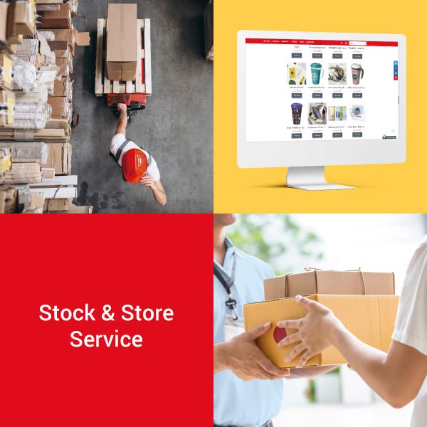 Are you aware of our stock and store service?